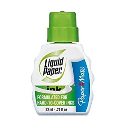 Eraser Fluid