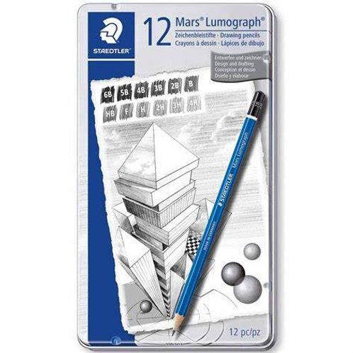 Graphite Pencil Set
