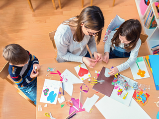 L'art ? - Son importance dans le développement de votre enfant !