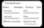 Worker Profile Details