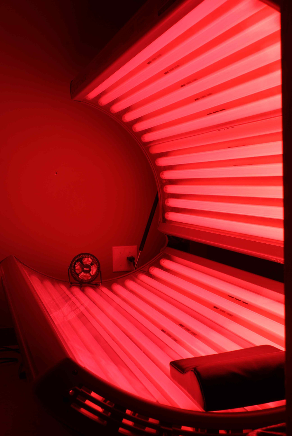 Red Light Therapy bed