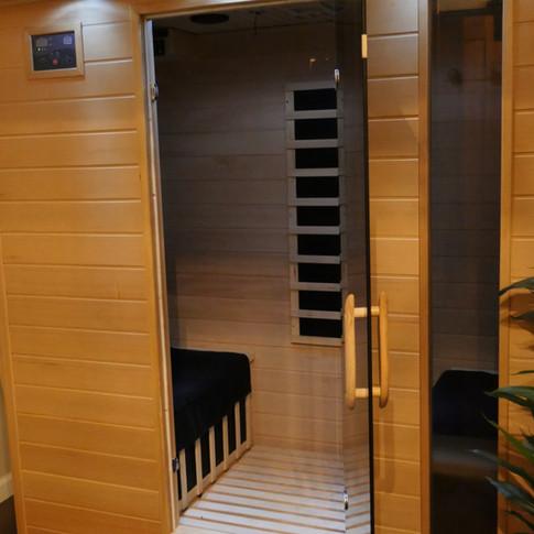 Room 14 // Red Light Sauna