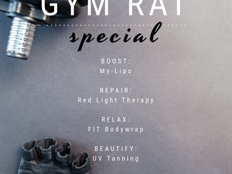 What's the Gym Rat Special?