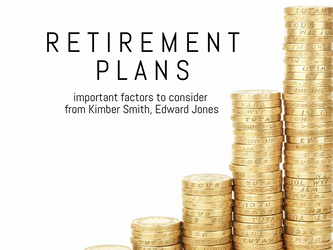 Consider Multiple Factors When Creating Retirement Plans