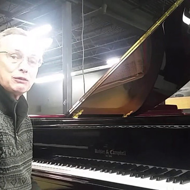 Kohler Campbell Grand Demo SORRY THIS PIANO IS SOLD