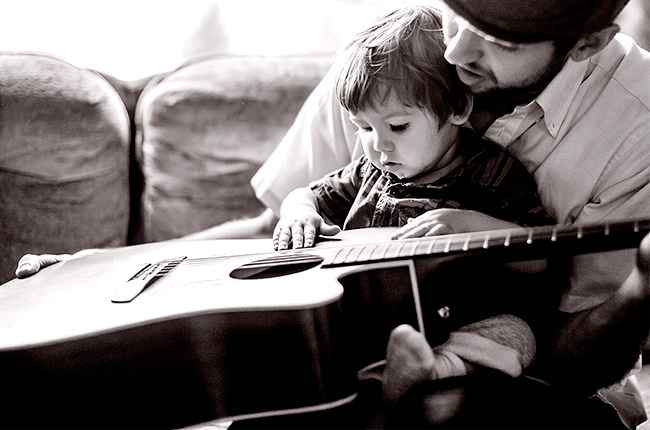 dad day guitar
