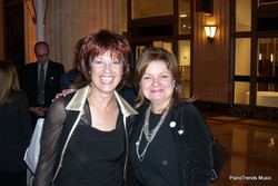 Kathy Fry and Bobbi Paul at 2010 Chill in Chicago