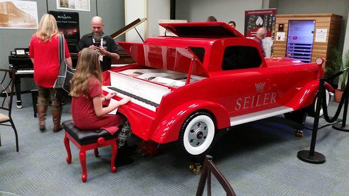 Car Piano