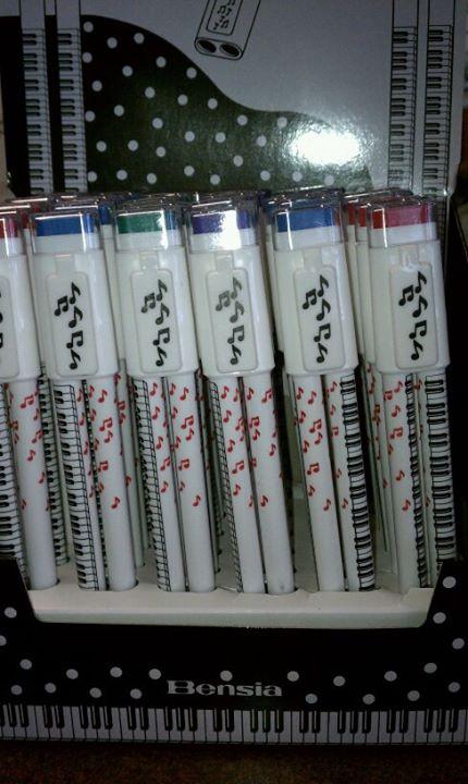 Pen/pencil sets