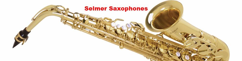 Selmer & Yangisawa Saxophones