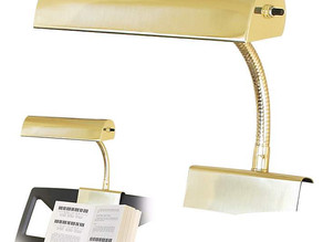 House of Troy Piano Lamps at Piano Trends