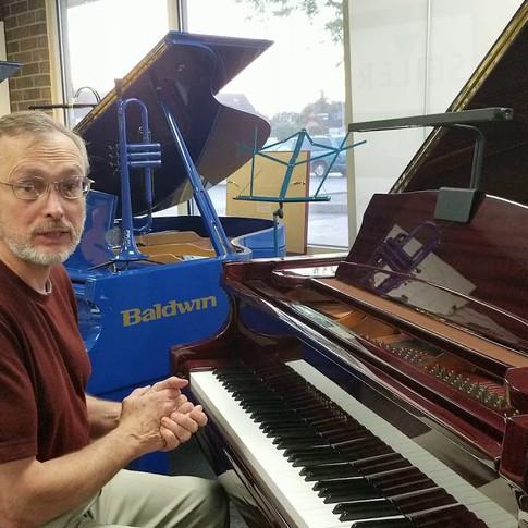 Seiler Grand Piano Demo