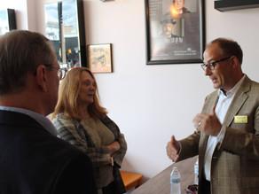 Congressman Hultgren and Senator Althoff Visit Raue Center