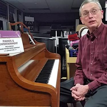 Steinway Piano Demo