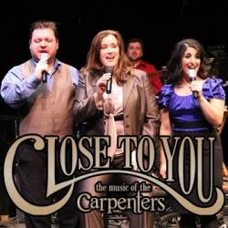 Raue Center for the Arts Presents Close to You, the music of the Carpenters This January__ _When she