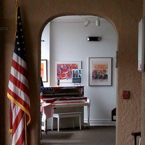 Liberty Piano at Raue