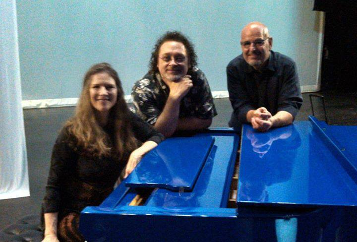 Three of Nashville's Best Songwriters performed at the 2nd annual National Piano Conference