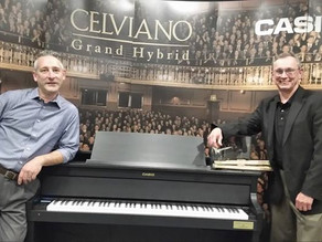 Tradition Meets Technology at Piano Trends