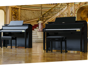 Better Than Ever Casio Hybrid Pianos Showcased at Piano Trends Music