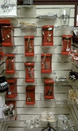 instrument ornaments