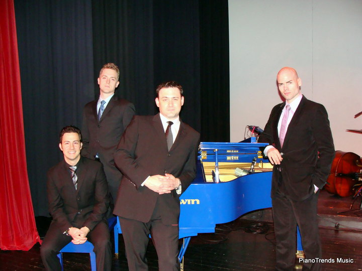 Jersey Boys with Blue
