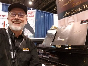 Midwest Clinic Big Success for Piano Trends