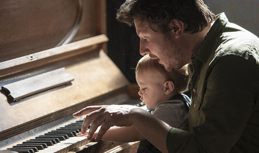 dad day piano
