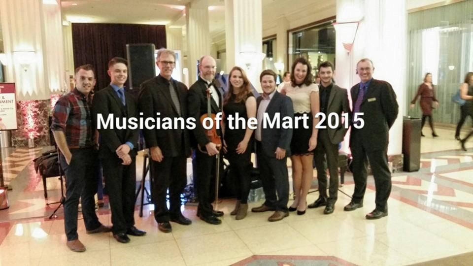 musicians of the mart 2015 part 2