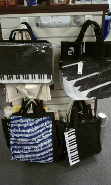 Music Totes/briefcases