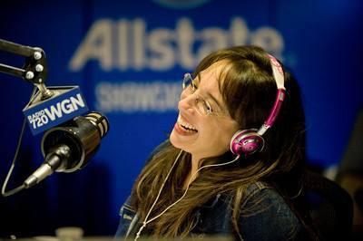 Patty Vasquez of WGN