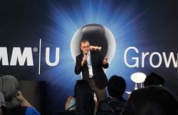 Tim speaking at NAMMSHOW 2019