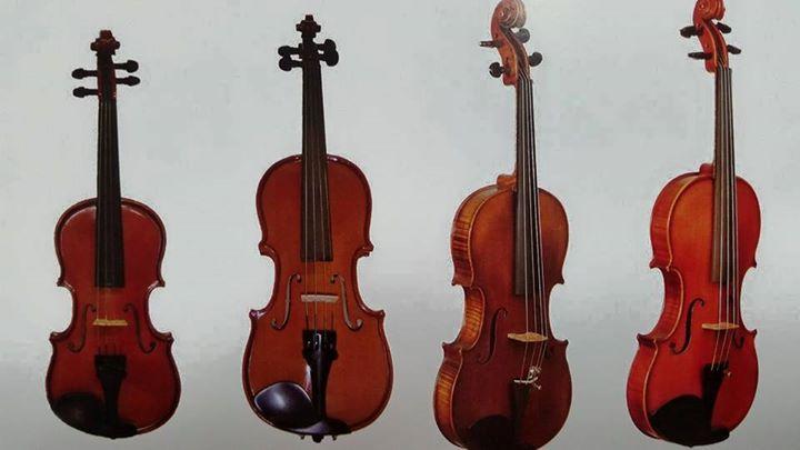 Breitenbach Violins