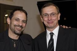 Jeff Jacobs and Tim