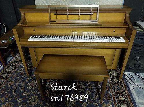 Starck Console Piano