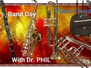 Band Day Sept 3 at Piano Trends