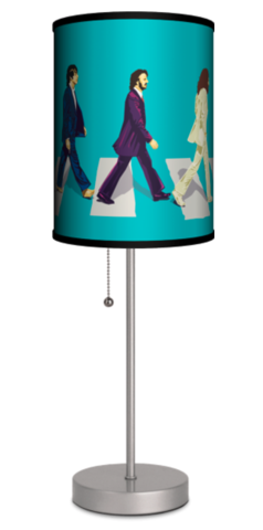 Beatles Abbey Road Table Lamp