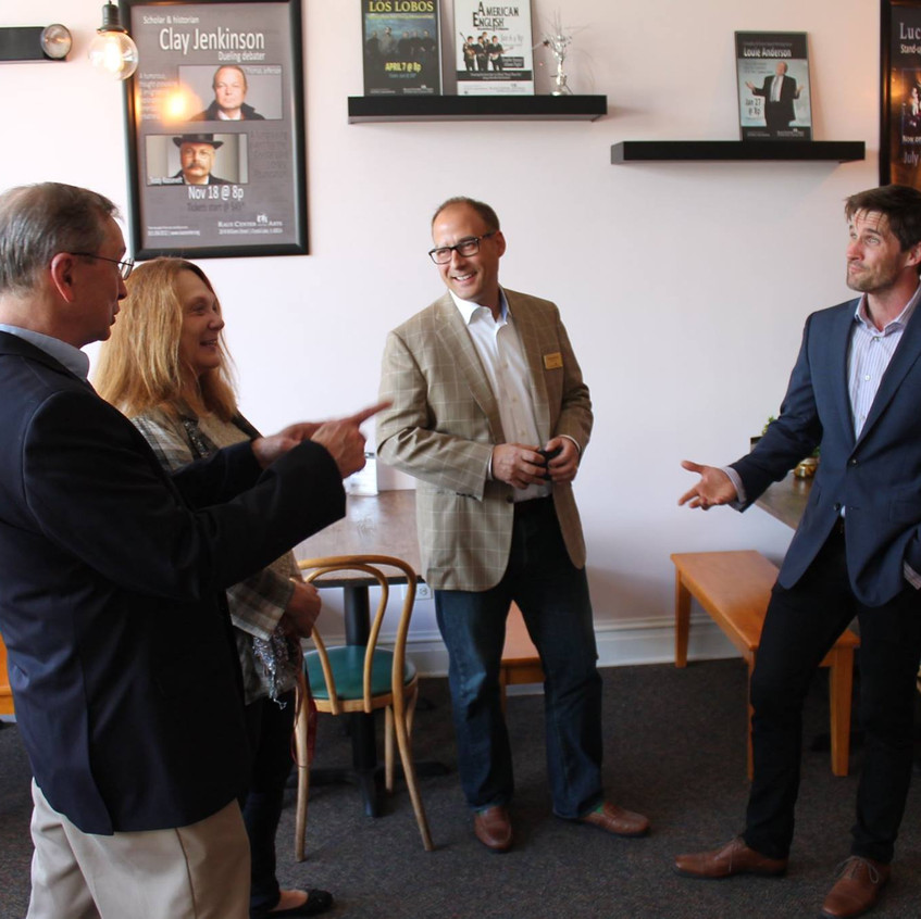 Tim, Senator Althoff, Richard, James
