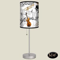 Classic Instrument Lamp