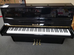 Five Pianos Arrive from NAMMSHOW ORDERS - Two Sell right off the Truck