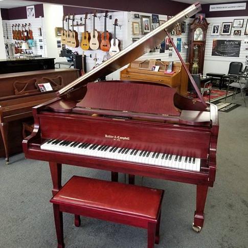 Kohler & Campbell Grand Piano