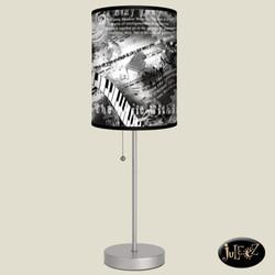 Piano Jazz Lamp