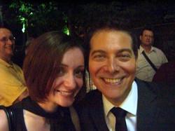 Jenny and Michael reunite
