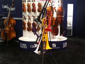 Photo Highlights from NAMM SHOW 2017 in Anaheim
