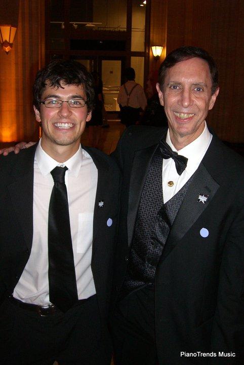David Radford and Dean Malsack