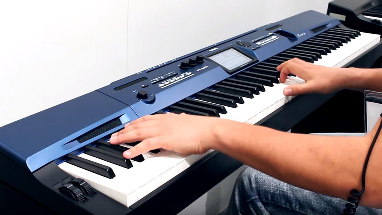 Casio Pro Piano PX560 Blue