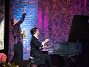 Successful Show with our Steinway and Igudesman & Joo at WTTW