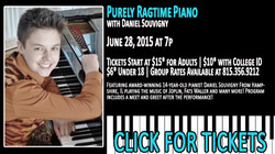 purely ragtime email blast