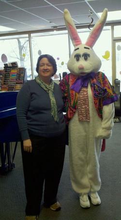 Barb and Bunny