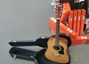 Piano Trends Announces Washburn Guitars