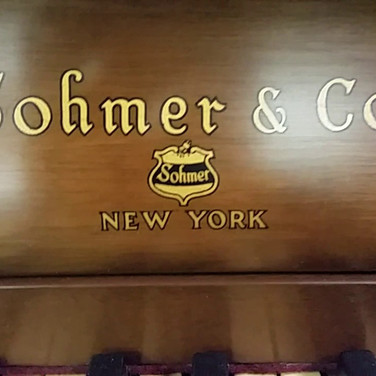 Sohmer Piano Demo